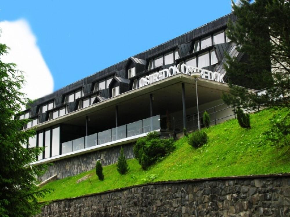 Hotel Ostredok, dodávka a montáž vzduchotechniky