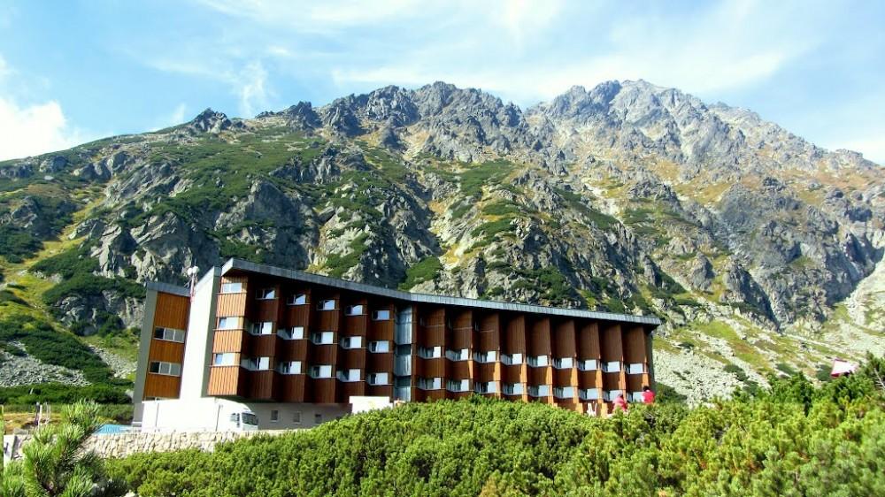 Hotel Sliezsky dom, dodávka a montáž vzduchotechniky
