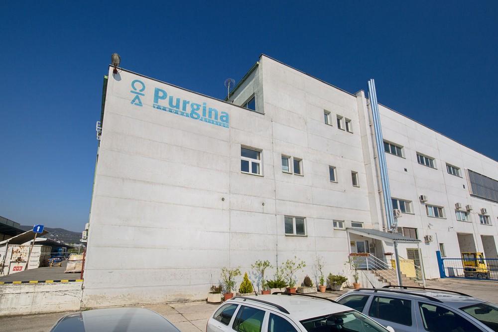 Purgina, dodávka a montáž priemyselného chladenia, vzduchotechniky