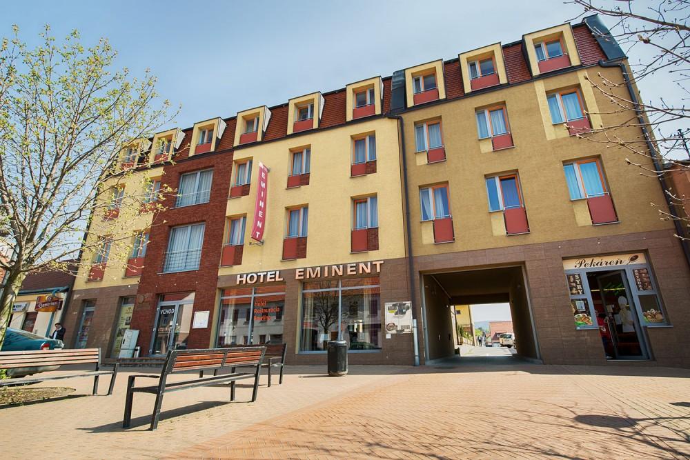 Hotel Eminent, Stupava, dodávka a montáž vzduchotechniky, klimatizácia