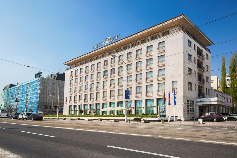 Hotel Devín, dodávka a montáž vzduchotechniky, klimatizácia